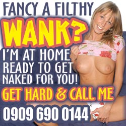 fancy a filthy wank phone sex?