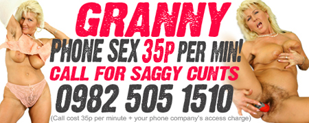 Granny Sex Chat